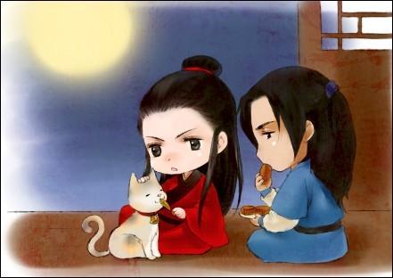Wang Lian Hua & Shen Lang