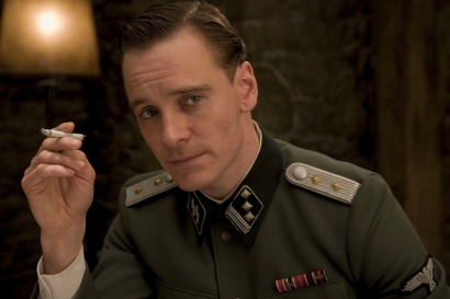 The days when he was in acting career - that explains his Nazi uniform